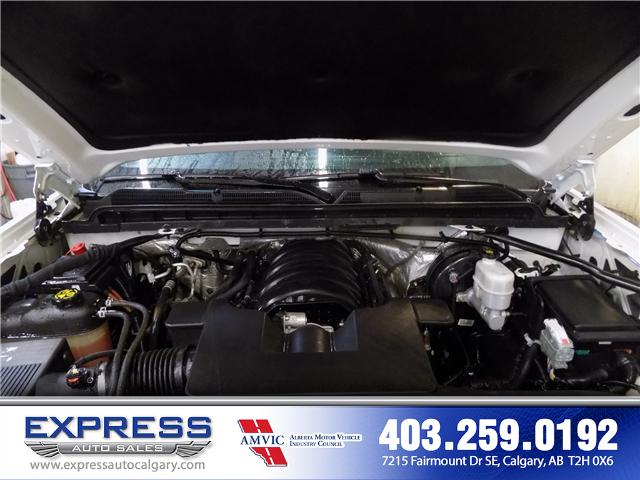 2017 Chevrolet Silverado 1500 1LT (Stk: P15-1051) in Calgary - Image 9 of 16