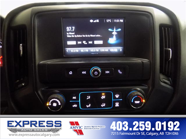 2017 Chevrolet Silverado 1500 1LT (Stk: P15-1051) in Calgary - Image 14 of 16