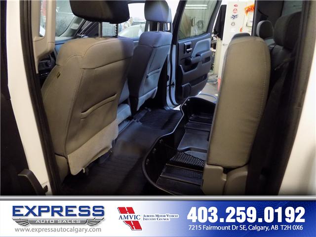 2017 Chevrolet Silverado 1500 1LT (Stk: P15-1051) in Calgary - Image 11 of 16