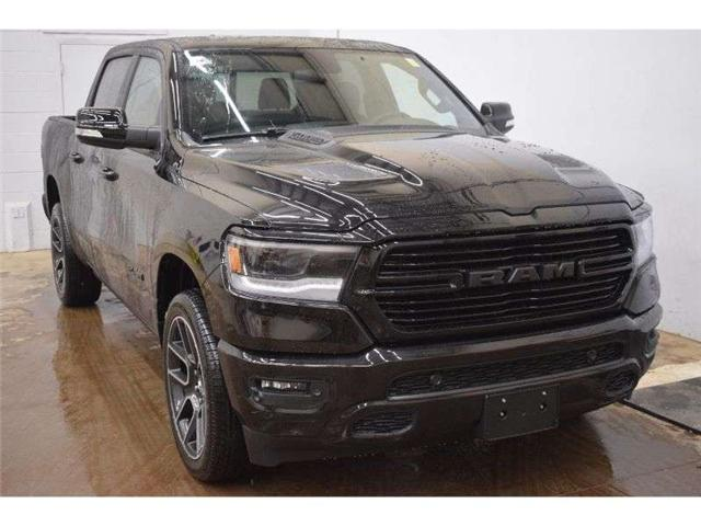 2019 RAM 1500 SPORT CREW 4X4 - SUNROOF * BACKUP CAM * NAV (Stk: DP4092) in Kingston - Image 2 of 30