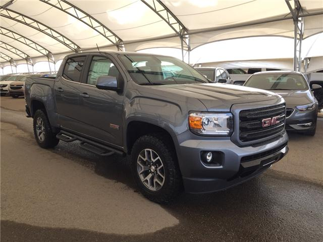2019 GMC Canyon All Terrain w/Leather (Stk: 173594) in AIRDRIE - Image 1 of 19