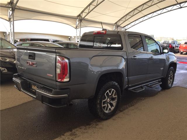 2019 GMC Canyon All Terrain w/Leather (Stk: 173594) in AIRDRIE - Image 6 of 19