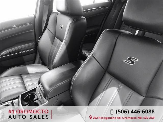 2018 Chrysler 300 S (Stk: 198) in Oromocto - Image 8 of 10