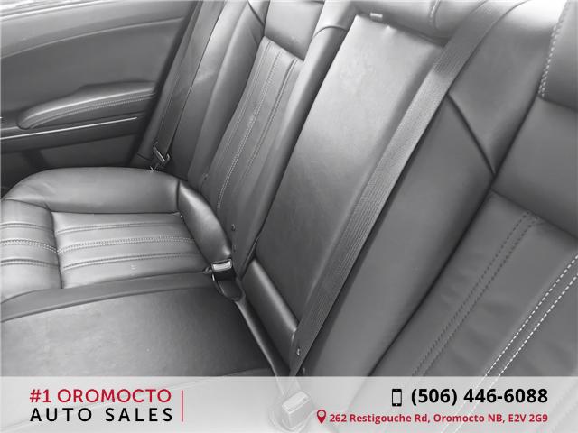 2018 Chrysler 300 S (Stk: 198) in Oromocto - Image 10 of 10