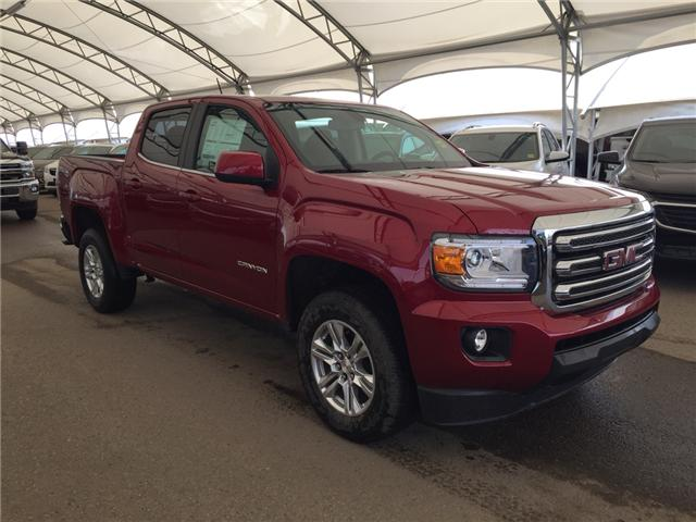 2019 GMC Canyon SLE (Stk: 173505) in AIRDRIE - Image 1 of 19