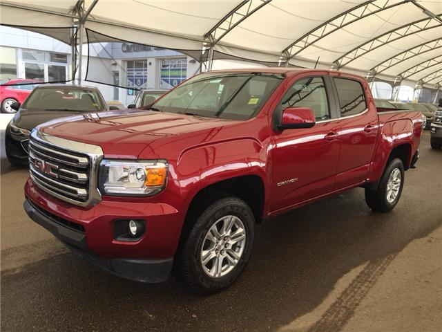2019 GMC Canyon SLE (Stk: 173505) in AIRDRIE - Image 3 of 19