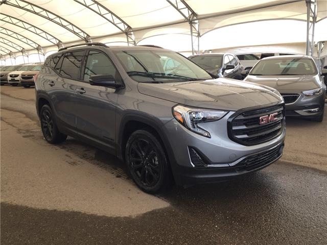 2019 GMC Terrain SLE (Stk: 173667) in AIRDRIE - Image 1 of 21