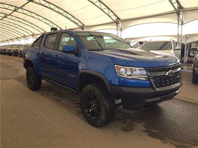 2019 Chevrolet Colorado ZR2 1GCGTEEN9K1271367 174039 in AIRDRIE