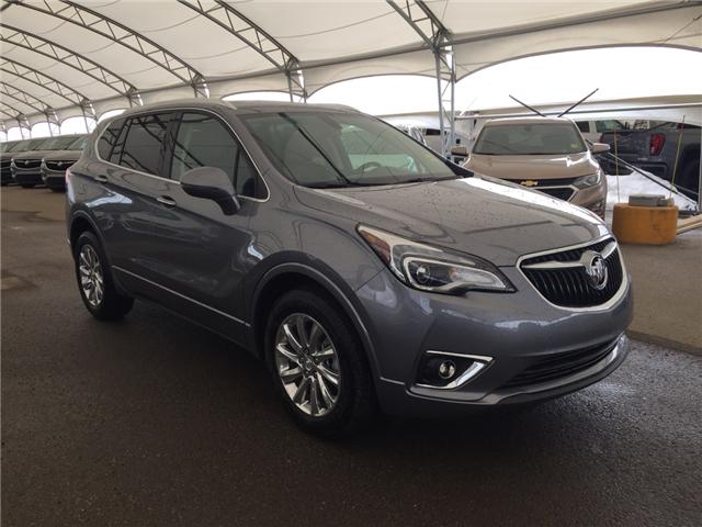 2019 Buick Envision Essence (Stk: 174328) in AIRDRIE - Image 1 of 24