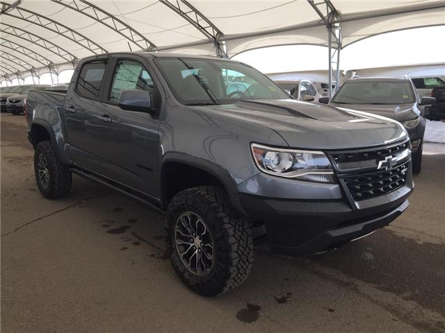 2019 Chevrolet Colorado ZR2 (Stk: 173805) in AIRDRIE - Image 1 of 19
