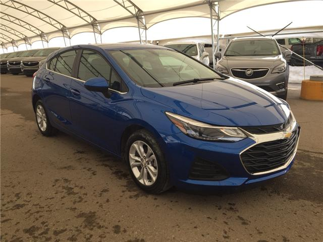 2019 Chevrolet Cruze LT (Stk: 173794) in AIRDRIE - Image 1 of 20