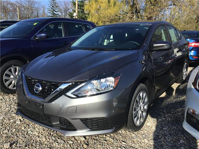 2019 Nissan Sentra 1.8 SV (Stk: A7732) in Hamilton - Image 1 of 4