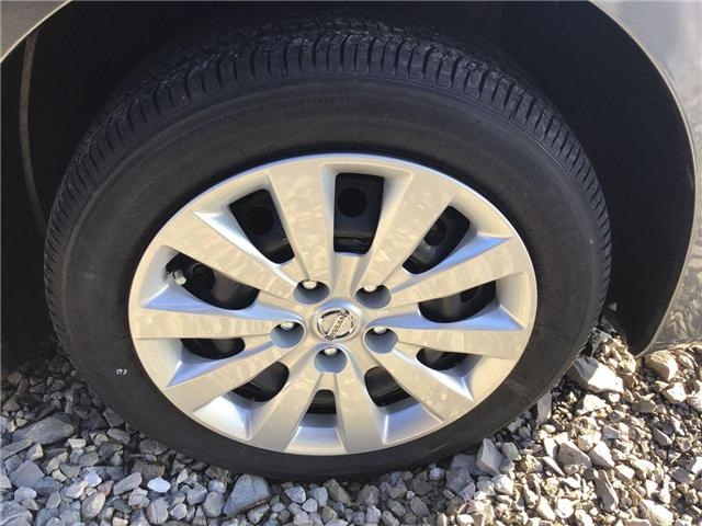 2019 Nissan Sentra 1.8 SV (Stk: A7732) in Hamilton - Image 2 of 4