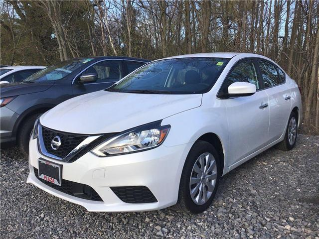 2019 Nissan Sentra 1.8 SV (Stk: A7534) in Hamilton - Image 1 of 4