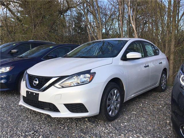 2019 Nissan Sentra 1.8 SV (Stk: A7897) in Hamilton - Image 1 of 4