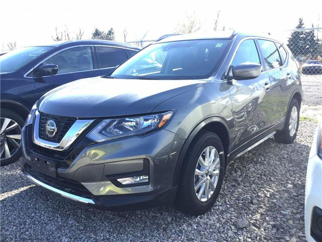 2019 Nissan Rogue SV (Stk: A7491) in Hamilton - Image 1 of 4