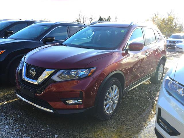 2019 Nissan Rogue SV (Stk: A7452) in Hamilton - Image 1 of 3