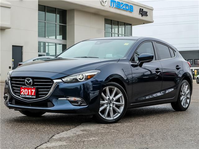 2017 Mazda Mazda3 GT (Stk: P5128) in Ajax - Image 1 of 29