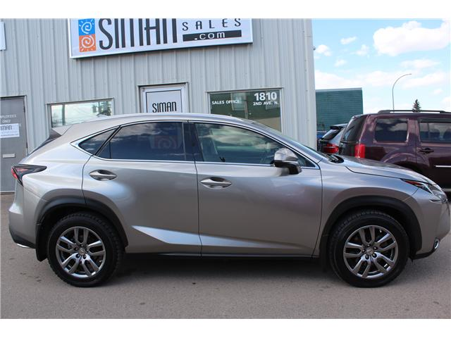 2015 Lexus NX 200t Base (Stk: P1654) in Regina - Image 1 of 23