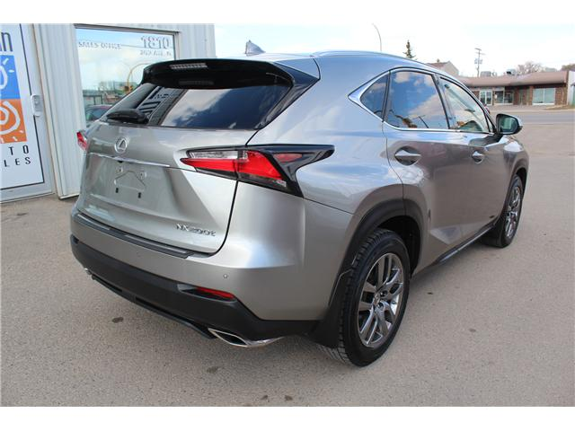 2015 Lexus NX 200t Base (Stk: P1654) in Regina - Image 2 of 23