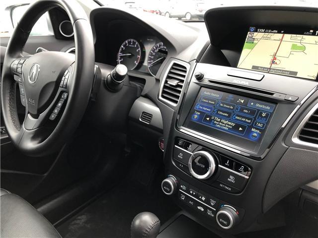 2017 Acura RDX Elite (Stk: 1713730) in Hamilton - Image 4 of 26