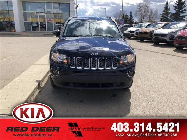 2014 Jeep Compass Limited (Stk: P7504A) in Red Deer - Image 2 of 11