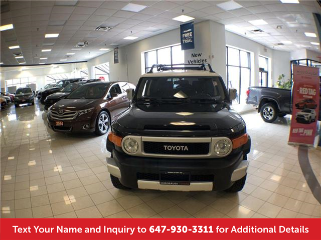 2011 Toyota FJ Cruiser Base (Stk: K8090A) in Mississauga - Image 1 of 19