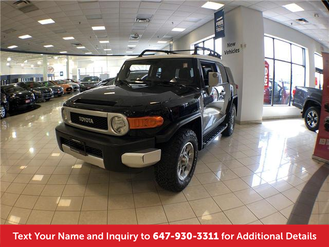 2011 Toyota FJ Cruiser Base (Stk: K8090A) in Mississauga - Image 2 of 19