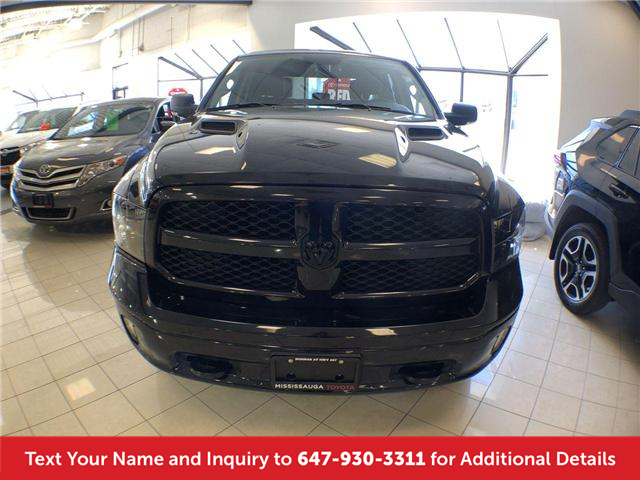 2018 RAM 1500 SLT (Stk: K8710A) in Mississauga - Image 2 of 20