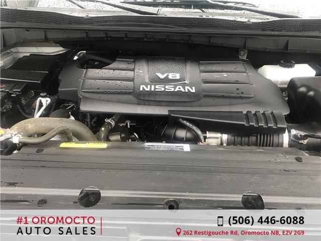 2017 Nissan Titan SV (Stk: 565) in Oromocto - Image 8 of 14