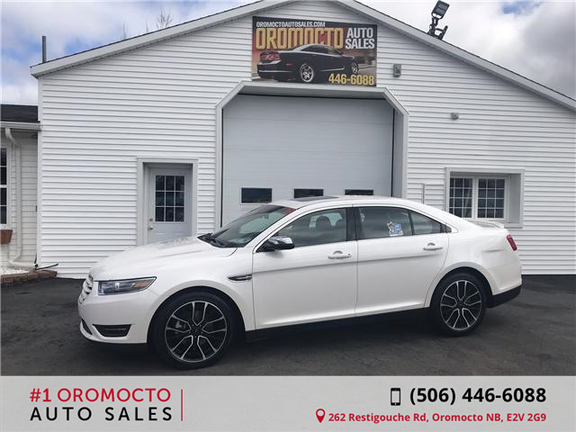 2018 Ford Taurus Limited (Stk: 713) in Oromocto - Image 1 of 15