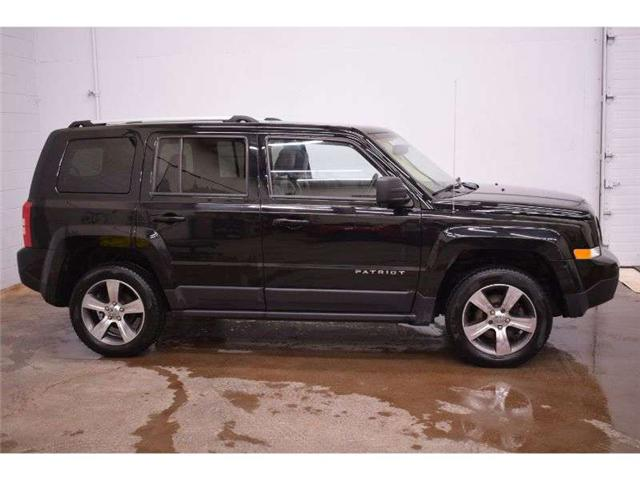 2017 Jeep Patriot HIGH ALTITUDE 4X4 - HEATED SEATS * SUNROOF (Stk: B3814) in Napanee - Image 1 of 30