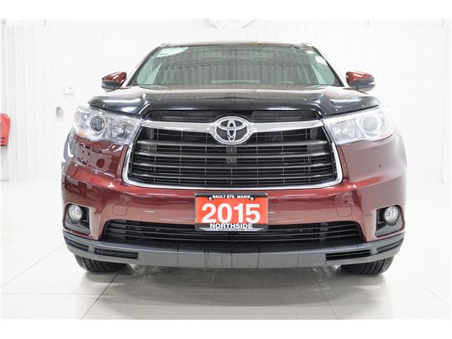 2015 Toyota Highlander Limited (Stk: H19029A) in Sault Ste. Marie - Image 2 of 26