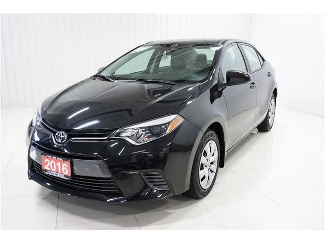 2016 Toyota Corolla LE (Stk: P5269) in Sault Ste. Marie - Image 1 of 20