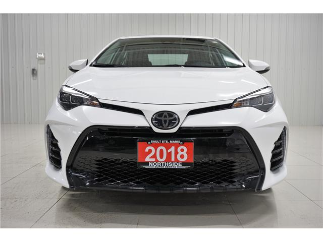 2018 Toyota Corolla SE (Stk: A19049A) in Sault Ste. Marie - Image 2 of 22