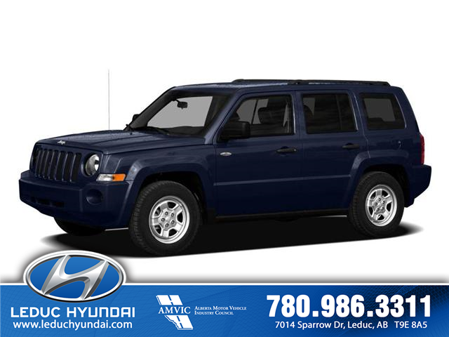 2010 Jeep Patriot Limited (Stk: 9SF0451B) in Leduc - Image 1 of 1