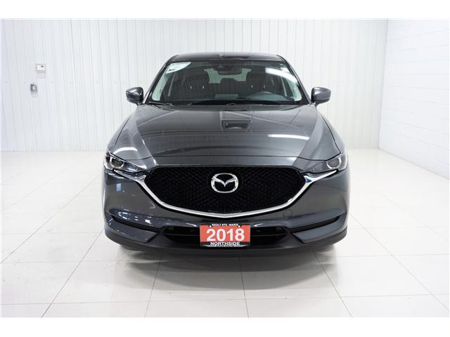 2018 Mazda CX-5 GS (Stk: V19140A) in Sault Ste. Marie - Image 4 of 22