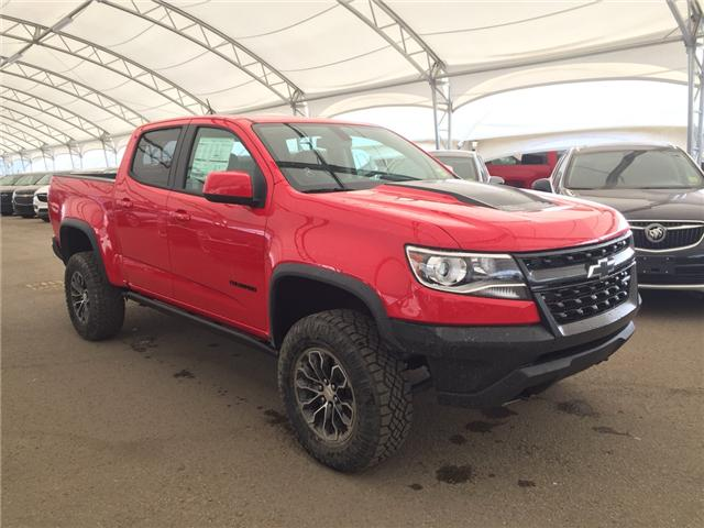 2019 Chevrolet Colorado ZR2 (Stk: 174038) in AIRDRIE - Image 1 of 19