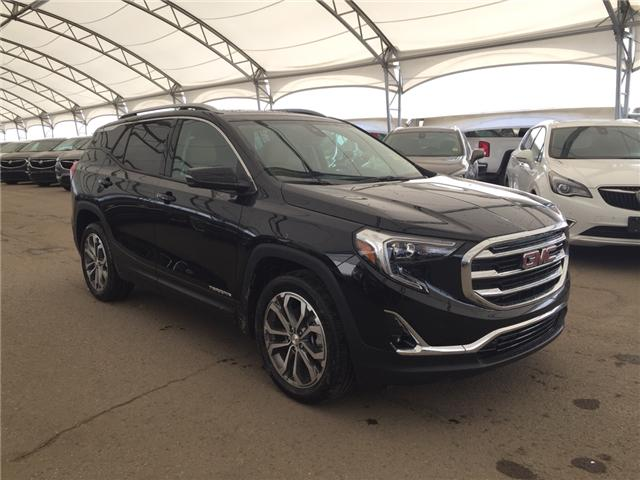 2019 GMC Terrain SLT (Stk: 174350) in AIRDRIE - Image 1 of 24