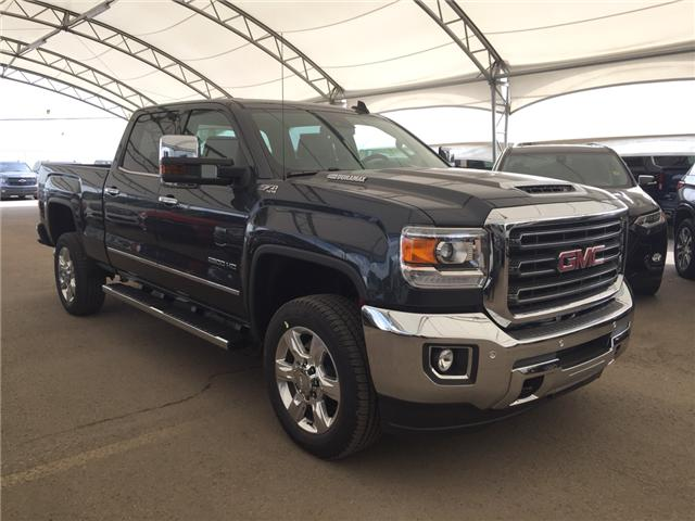 2019 GMC Sierra 2500HD SLT (Stk: 174963) in AIRDRIE - Image 1 of 22