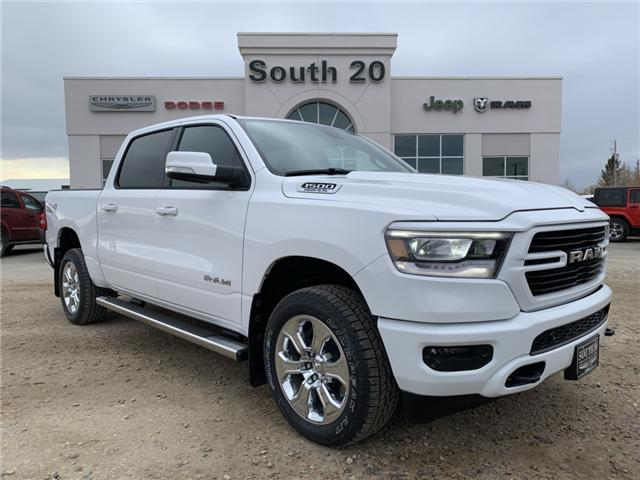2019 RAM 1500 Big Horn (Stk: 32429) in Humboldt - Image 1 of 28