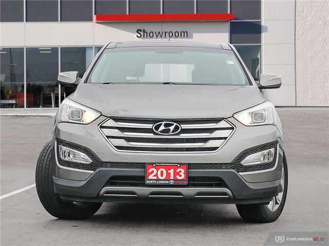 2013 Hyundai Santa Fe Sport 2.0T SE (Stk: A219427) in London - Image 2 of 27