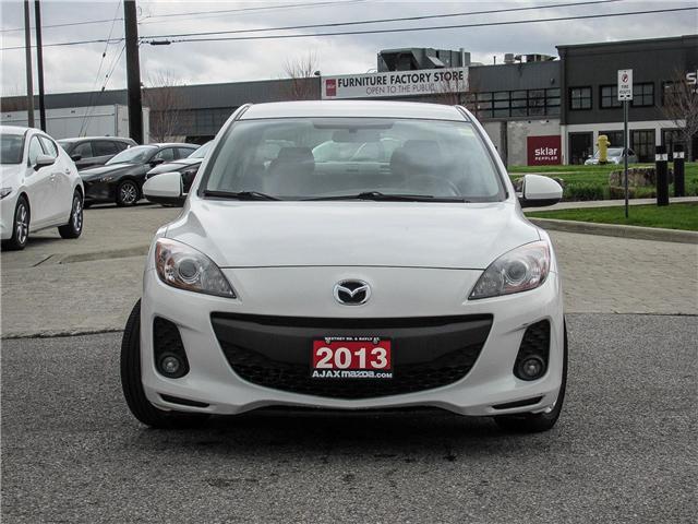 2013 Mazda Mazda3 GX (Stk: P5052A) in Ajax - Image 2 of 19