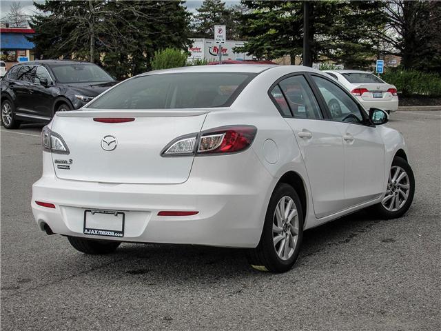 2013 Mazda Mazda3 GX (Stk: P5052A) in Ajax - Image 5 of 19