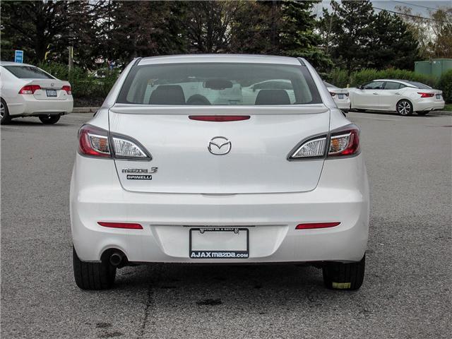2013 Mazda Mazda3 GX (Stk: P5052A) in Ajax - Image 6 of 19