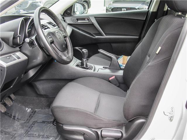 2013 Mazda Mazda3 GX (Stk: P5052A) in Ajax - Image 9 of 19