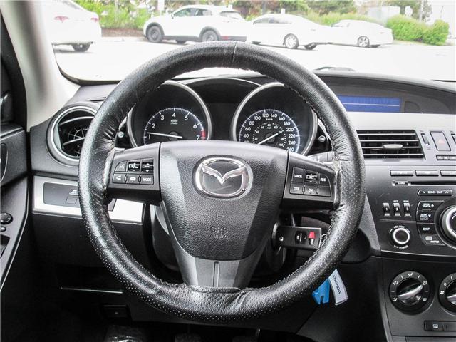 2013 Mazda Mazda3 GX (Stk: P5052A) in Ajax - Image 10 of 19