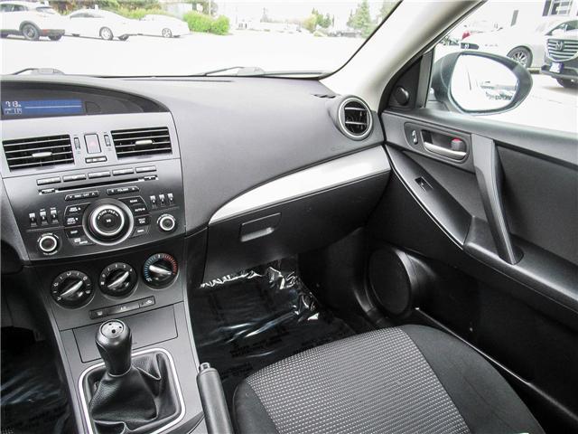 2013 Mazda Mazda3 GX (Stk: P5052A) in Ajax - Image 12 of 19