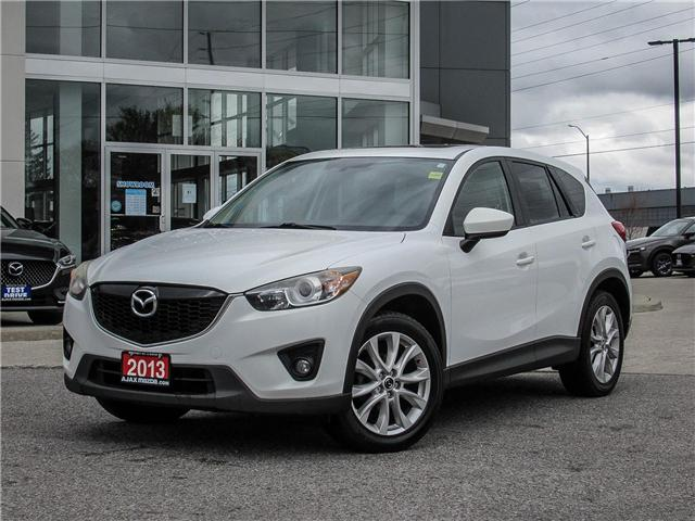2013 Mazda CX-5 GT (Stk: 19-1128A) in Ajax - Image 1 of 23