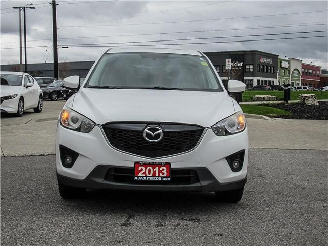 2013 Mazda CX-5 GT (Stk: 19-1128A) in Ajax - Image 2 of 23